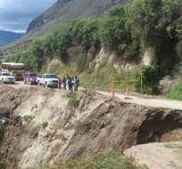 Las provincias de Los Ríos, Loja y Carchi se han visto afectadas en las últimas horas.