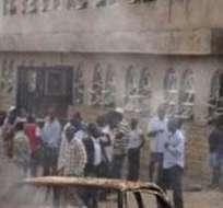 NIGERIA. Después de haber prendido fuego a las casas y los comercios. los atacantes fueron a Mbuta, cerca de Akida. Fotos: Archivo