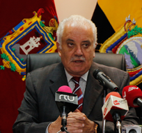ECUADOR.- Dos entidades financieras del país colaborarán con el trabajo de esta nueva dependencia. Foto: Fiscalía