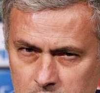 Mourinho confirmó que el hispano-brasileño Diego Costa estará en el once de salida.