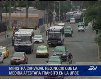 GUAYAQUIL.- Su nueva tarea será controlar el tránsito en otros cantones de Guayas.