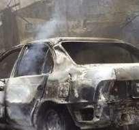 MOGADISCIO. Todavía no hay una cifra oficial de víctimas mortales, pero varios testigos y fuentes sanitarias han asegurado a Efe que hay al menos 15 personas muertas. Fotos: Archivo