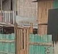 MONTE SINAÍ, Guayaquil. Hay más de 120 procesados por los delitos de tráfico de tierras, estafa y daño ambiental. Fotos: captura de video