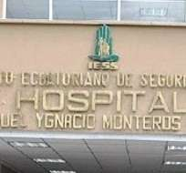 """Respecto a la falta de especialistas el director del hospital explica: """"Estamos transfiriéndolos a Cuenca, a Guayaquil o a Quito""""."""