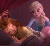 CINE.- A principios de febrero, Disney reveló algunas imágenes del corto, para calmar la espera de fans. Fotos capturadas del video
