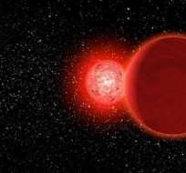 Scholz está a una distancia de 20 años luz.
