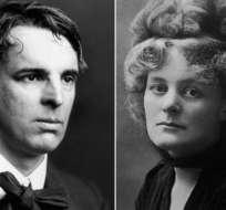 El poeta Yeats encontró en Maud Gonne una musa. Irlanda, una heroína.