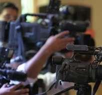 """ECUADOR.- """"A la Sociedad Interamericana de Prensa le preocupa que esta Superintendencia haya sancionado a 37 medios de comunicación"""", reza el comunicado de la Supercom. Foto: Archivo"""