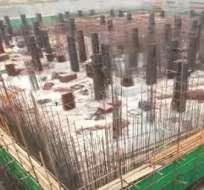 La constructora china Broad Sustainable Building construyó el rascacielos de 57 pisos. Fotos: Captura de pantalla.