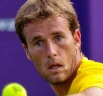 Daniel Gimeno-Traver jugador español que participa en Indian Wells (Foto: Internet)