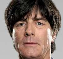 Joachim Löw, entrenador de la selección alemana (Foto: Internet)