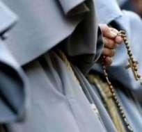 INDIA.- Dos sospechosos fueron arrestados; se presume que en total 12 hombres asaltaron el convento. Foto referencial de Internet