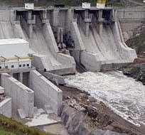 """El primer mandatario reiteró que el objetivo de la nueva hidroeléctrica es entregar energía limpia """"a la Patria""""."""