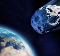 CIENCIA.- Según la NASA, el llamado '2014-YB35', de 1.000 metros de longitud, se acerca a nuestro planeta. Foto referencial
