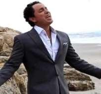 GUAYAQUIL.- El artista ecuatoriano iniciará una gira con el cantante Guillermo Dávila.  Foto: Web