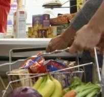 No te quedes con lo primero que veas en el supermercado.