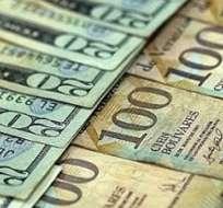 En Venezuela rige hace 12 años un estricto control de cambio de divisas.