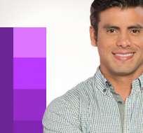 La pareja más llamativa del momento, conformada por la presentadora Michela Pincay y el actor y presentador Efraín Ruales.