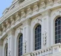 El acceso al Congreso fue cerrado, al igual que varias calles alrededor, informó la portavoz Kimberly Schneider.