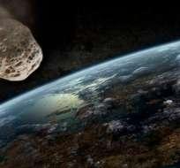 unos 500 Objetos cercanos a la Tierra identificados que podrían tocar la Tierra. Foto referencial.
