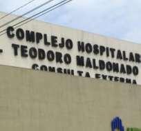 GUAYAQUIL, Ecuador.- En un comunicado, funcionarios del hospital manifestaron que continuarán con el proceso investigativo ante la Fiscalía. Foto: Archivo API