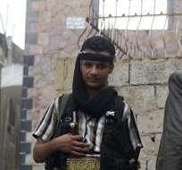 """""""Los ataques deliberados contra civiles y la toma de rehenes son crímenes de guerra"""", recuerda la nota. Fotos: EFE"""