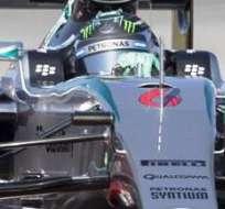 Nico Rosberg espera conseguir el triunfo en España (Foto: EFE)