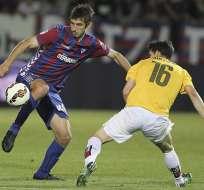 Christian Stuani y Sergio García anotaron los goles para el cuadro catalán. Foto: EFE