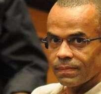 Fernandinho Beira-Mar fue detenido por el Ejército de Colombia el 21 de abril de 2001 en Vichada, departamento selvático en la frontera con Brasil. Fotos: Archivo