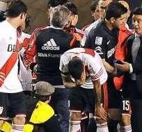 ARGENTINA.- La Conmebol aplaza hasta el sábado su decisión, pero se espera una dura sanción para el club. Foto: Web El País.