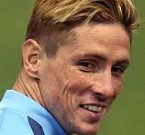 Torres, que ha marcado nueve goles en catorce choques ante el equipo azulgrana, entrará en el once por el croata Mario Mandzuki.