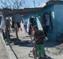 Chihuahua ha padecido alta violencia por la guerra contra e narcotráfico