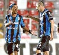 Ronaldinho enfrentará a Penilla y Ayoví.