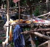 MALASIA.- El hallazgo desveló todo el sistema de tráfico de personas entre países de la región. Fotos: AFP