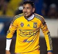 El jugador no viajó a Ecuador en el juego de ida.