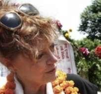 NEPAL.- Sarandon llevó a cabo una visita de cinco días a Nepal. Fotos: Web.