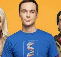 """El creador de la serie y sus actores se unieron en esta campaña que busca a los futuros """"Sheldons""""."""