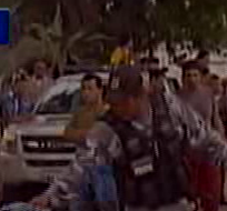 GUAYAQUIL:- El tribunal local ratificó además la inocencia del resto de los implicados.  Fotos: Captura Video.
