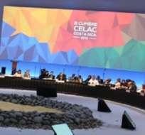 La cumbre de la próxima semana es la octava que se celebrará entre los líderes de los países de la UE y de América Latina y el Caribe.