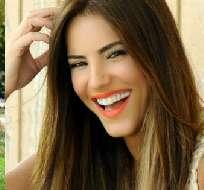 La actriz venezolana creó su página web con publicaciones sobre moda, maquillaje, alimentación y más.