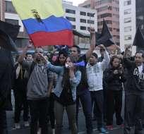 Los opositores reclaman por las recientes medidas impositivas propuestas por el régimen. Foto: API