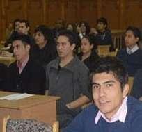 """El 30% de los becarios ecuatorianos eligen Europa y, de estos, """"la mitad está en universidades españolas"""". Fotos: Archivo - referencial"""