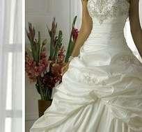 Muchas mujeres se preparan para el día de su boda, cuidando el detalle más importante: su vestido de novia. Foto: Web
