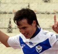 El argentino Mauro Bustamante es nuevo jugador del Aucas, llega por pedido expreso del entrenador Carlos Ischia.