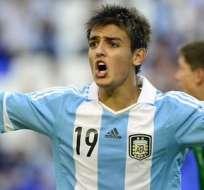 El argentino Juan Cavallaro vendrá a Liga de Quito por una temporada con opción de compra.