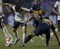 Partido del 2013 entre Corinthians y Boca entra en polémica.
