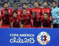 La selección peruana tiene posibilidad de llegar a la final de la Copa América. Foto: EFE.