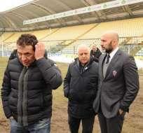 El presidente del Catania admitió haber comprado partidos para evitar descenso del club.