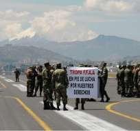 Los indultos fueron firmados por el presidente tras la visita del papa Francisco a Ecuador.