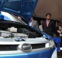ECUADOR. Para el consumo nacional aún no se precisa la fecha en que los autos eléctricos estén disponibles en el mercado. Fotos: Energía Ecuador.